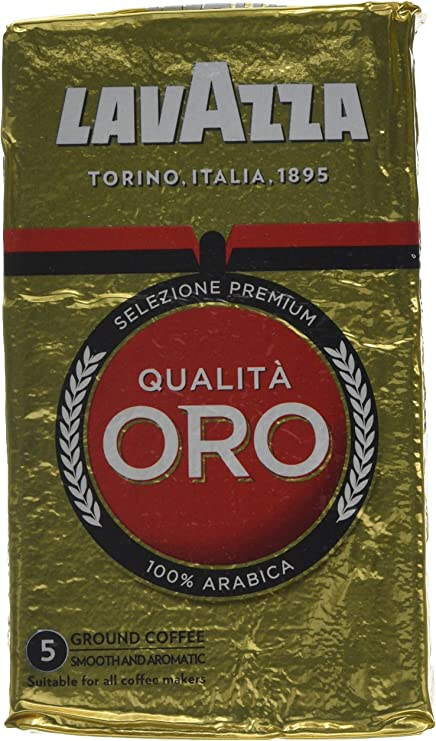 Lavazza Qualita Oro 6x250g (Pack of 6): Amazon.co.uk: Grocery
