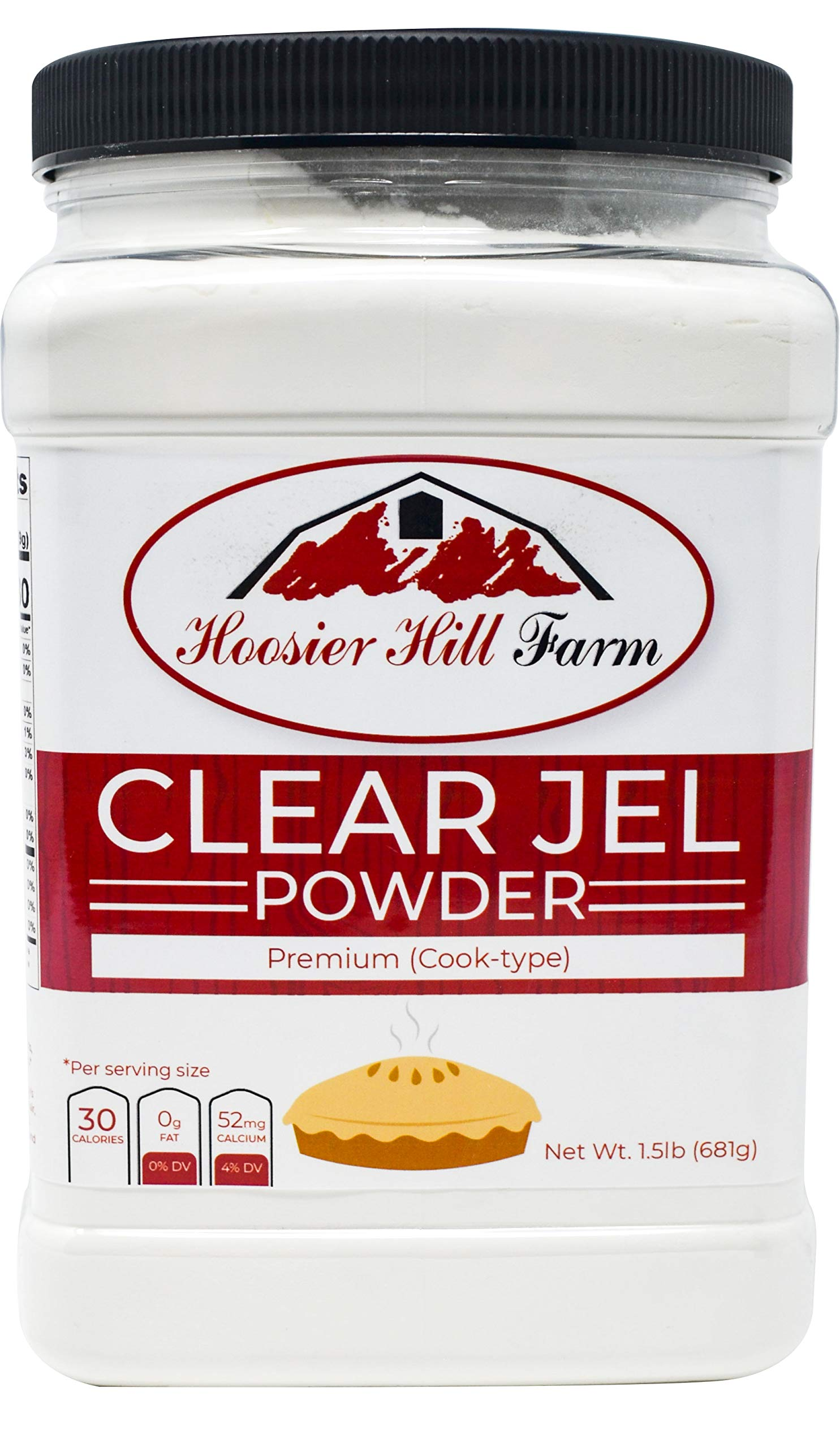 b036142bfa Amazon.com   Hoosier Hill Farm Clear Jel