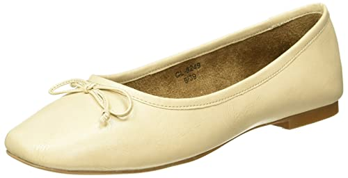 Carlton London Women's Rydel Ballet Flats Women's Ballet Flats at amazon