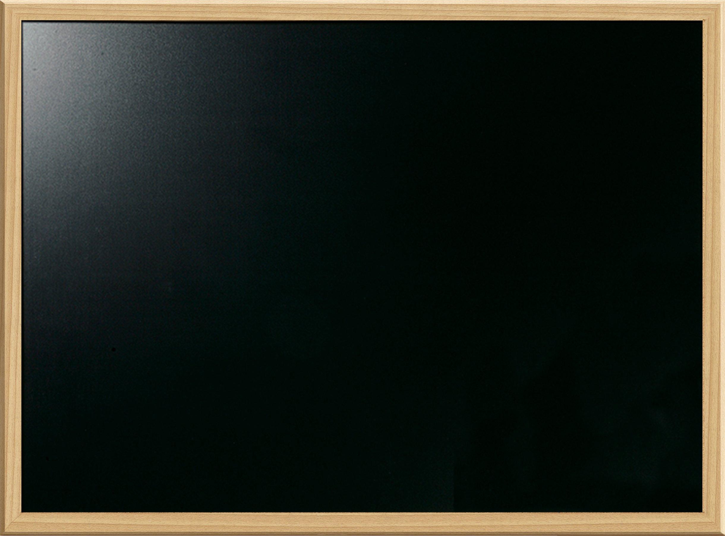 Board Dudes 17'' x 23'' Chalk Board with Oak Style Frame (CXM80)