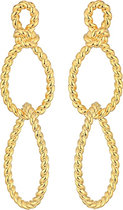 d3013ab7a869c Amazon.com: Kate Spade New York Women's Sailor's Knot Statement ...