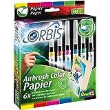 "Orbis 30103 - Papierpatronen ""Standard"", 6er Pack"