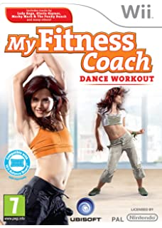 My fitness coach cardio workout wii download