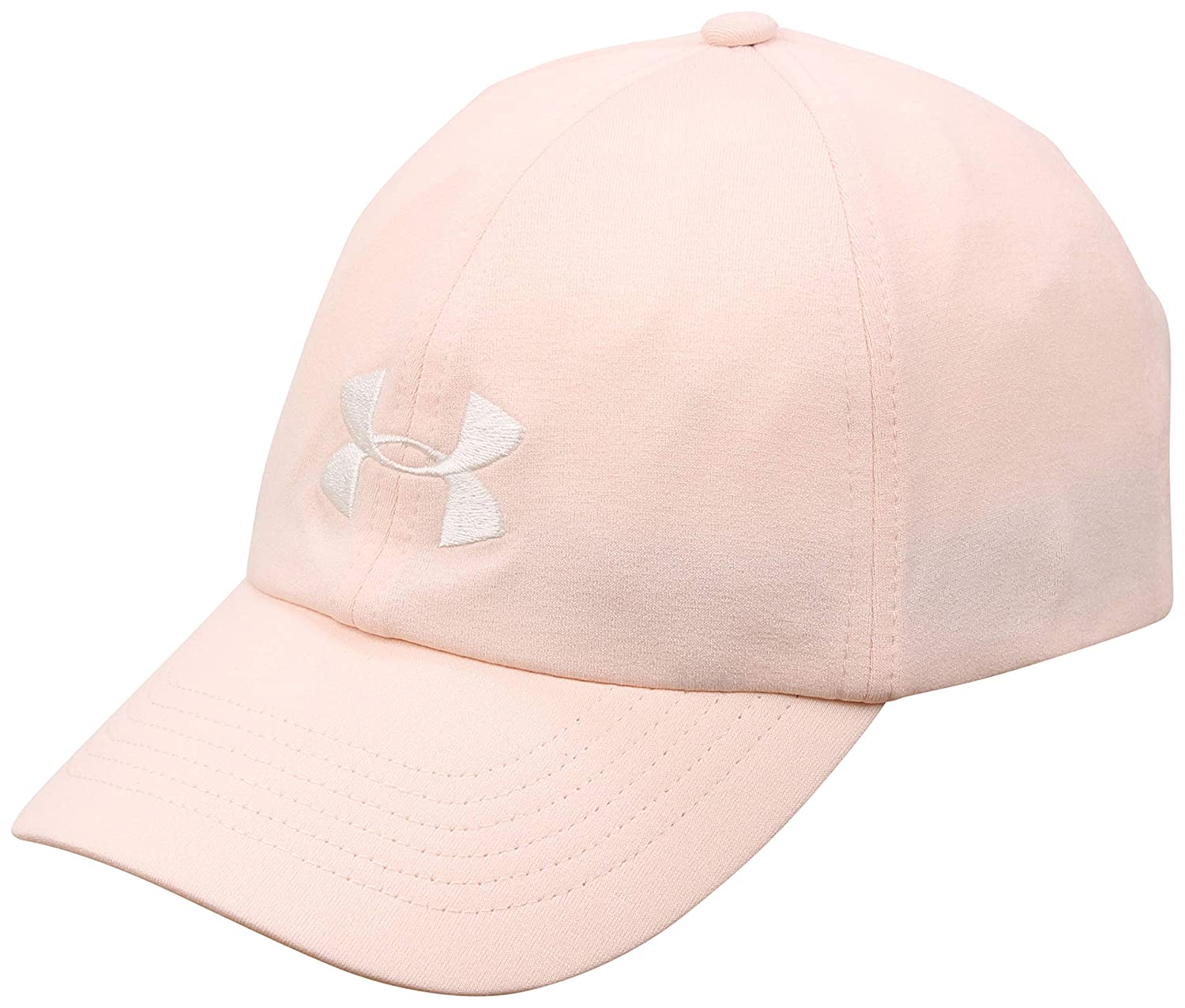 5beae9e4d6425 Under Armour Renegade Women s Hat - Orange Dream Onyx White at Amazon  Women s Clothing store