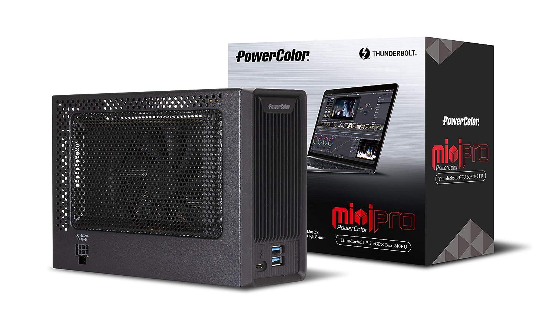 PowerColor Mini Pro RX570 8GB eGPU Thunderbolt3 Interno Unidad de ...