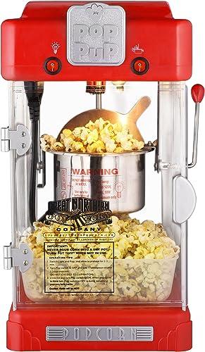 Pop Pup Popcorn Maker