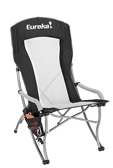 Eureka Curvy High Back Chair