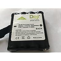 Deji 59IXNN4002 Batterie pour talkie-walkie Motorola
