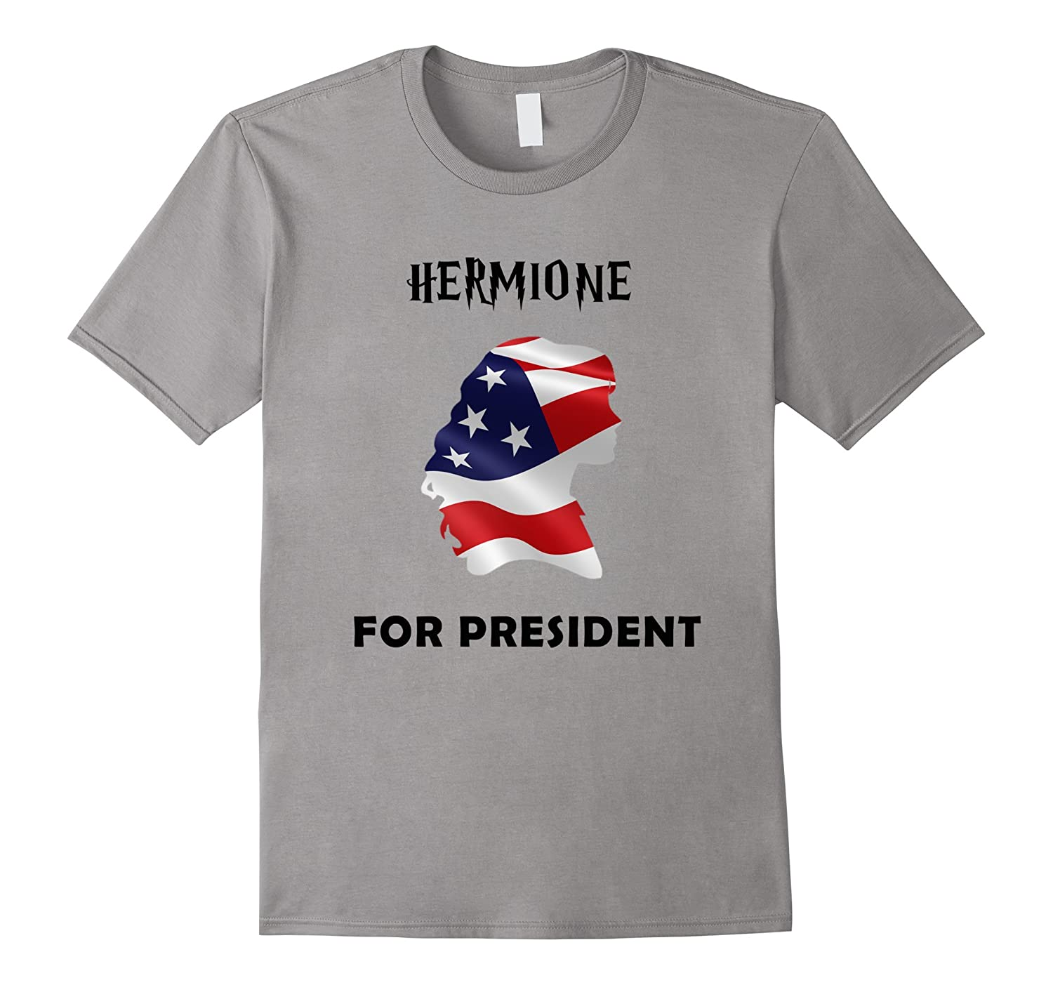 Madam President Im With Hermione 2016 T-shirt-RT