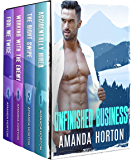 Unfinished Business: An Office Romance, Enemies-to-Lovers Collection