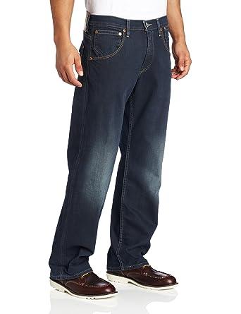 b072523bfc8ff5 Levi's Men's 569 Excelsior Mobile Jean at Amazon Men's Clothing store:
