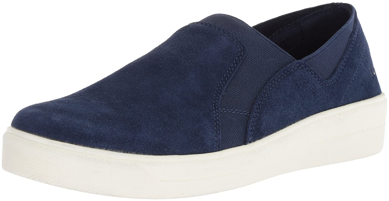 Ryka Women's Verve Sneaker B07577VRZB 9.5 W US Medieval Blue/White