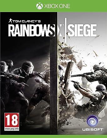 Amazon tom clancys rainbow six siege xbox one video games tom clancys rainbow six siege xbox one sciox Choice Image