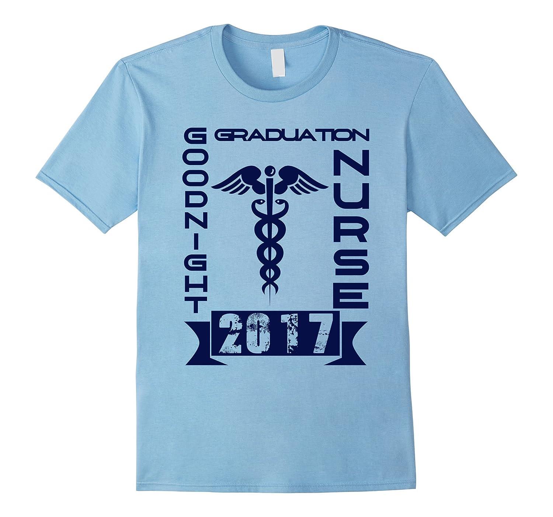 Goodnight Nurse 2017 T-Shirt-Vaci