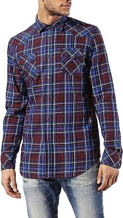 Diesel Camisa para Hombre: Amazon.es: Ropa y accesorios