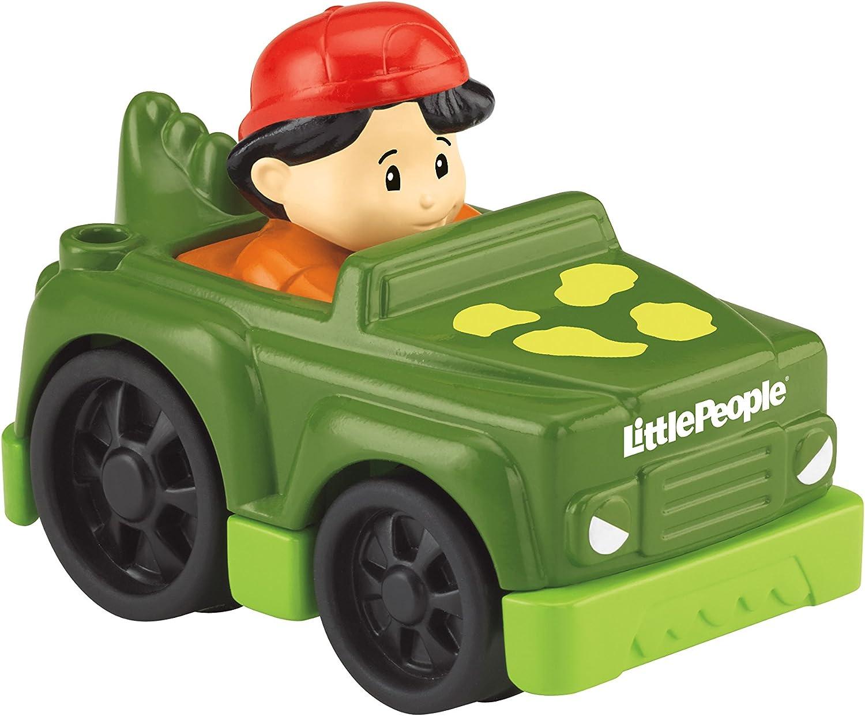 Fisher-Price Little People Wheelies Koby