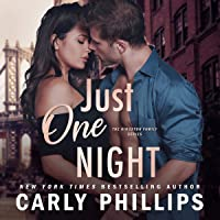 Just One Night: The Kingston Family Series, Book 1