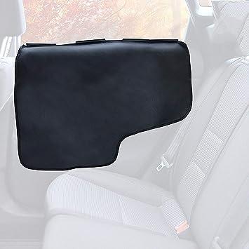 ASOCEA Protector de puerta de coche para perros, coche puerta protector Scratch Shield Panel cubierta lateral (2 piezas, negro): Amazon.es: Productos para ...