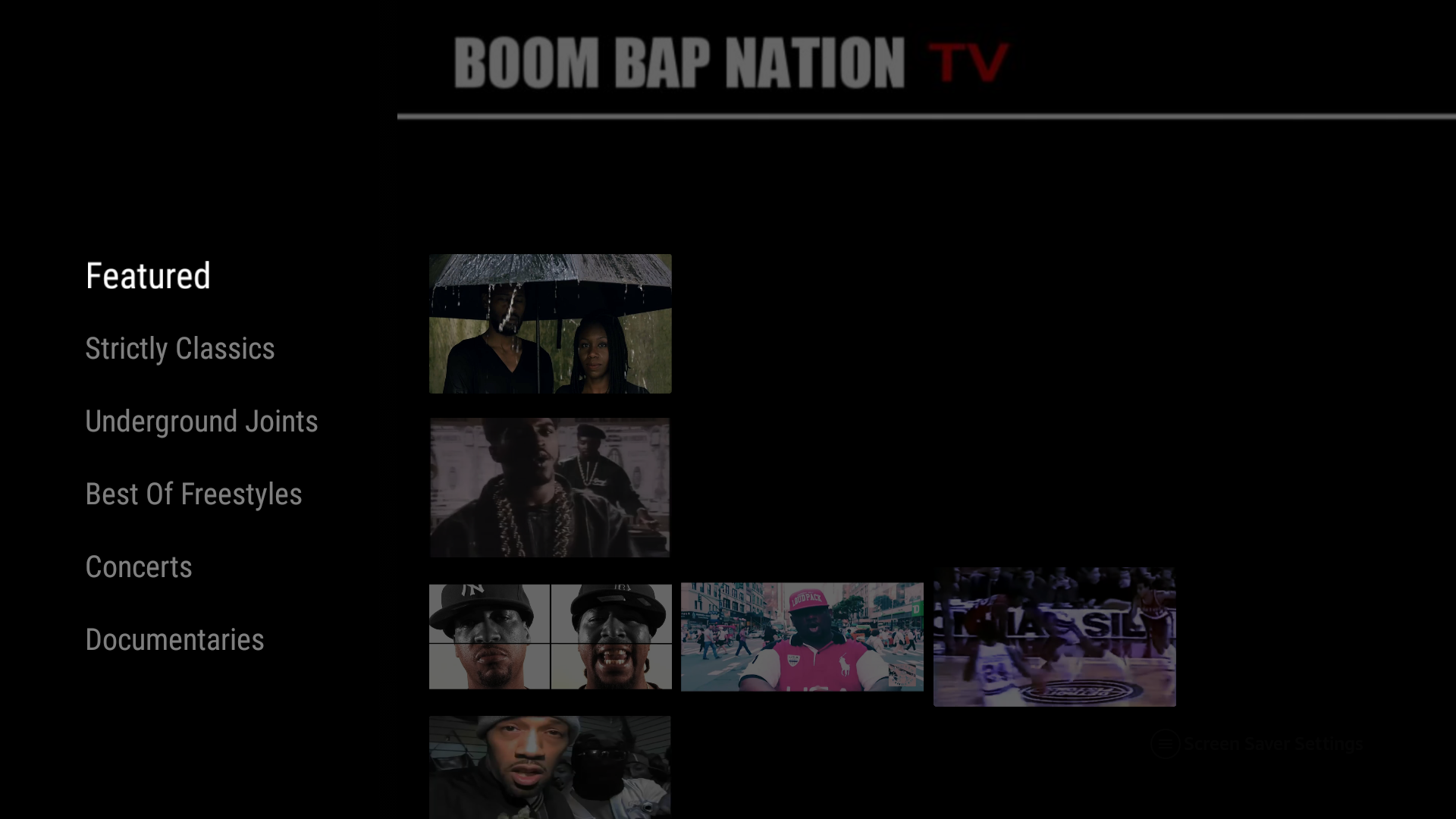 boom bap nation tv appstore for android. Black Bedroom Furniture Sets. Home Design Ideas