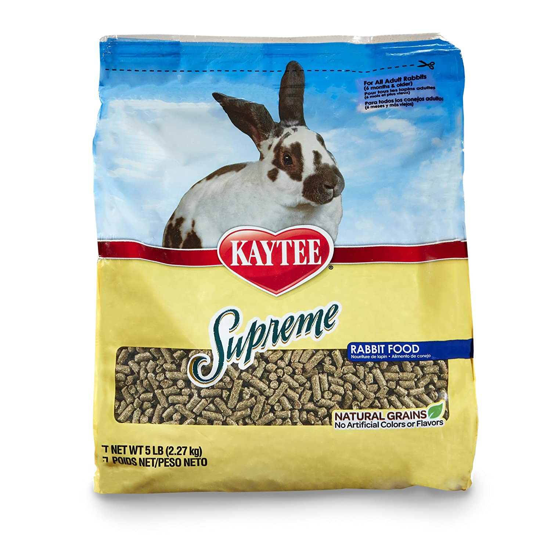 B0002AQN4A Kaytee Supreme Food for Rabbit 81Mq95UhSfL