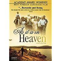 As It Is in Heaven [Import]