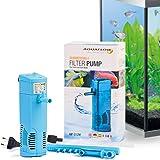 Aquaflow Technology® AIF-012M - Acuario interior filtro de agua dulce o salada acuario