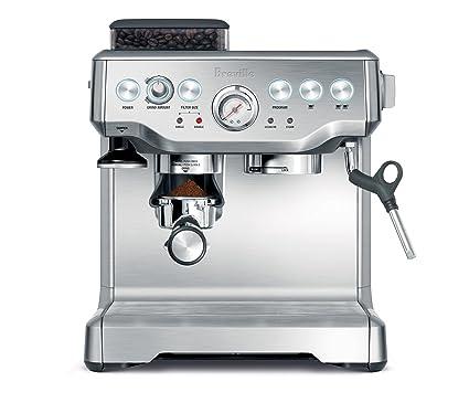 Amazoncom Breville BES860XL Barista Express Espresso Machine with