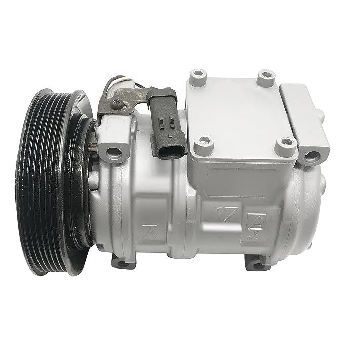RYC GG381 - Compresor de CA remanufacturado y embrague A/C: Amazon.es: Coche y moto