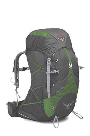 Osprey exos 58, mochilas de senderismo verde (Jungle Green) Talla:large: Amazon.es: Deportes y aire libre