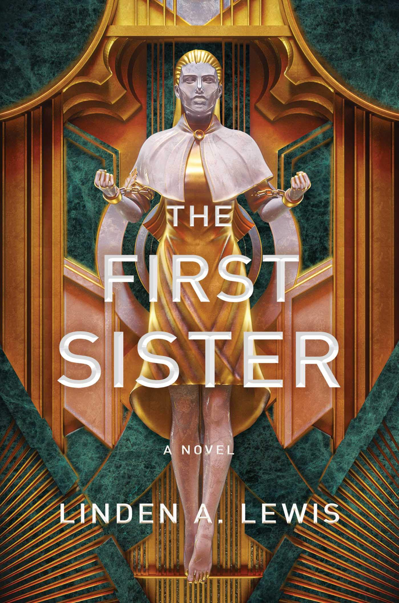 Amazon.com: The First Sister (1) (The First Sister trilogy)  (9781982126995): Lewis, Linden A.: Books
