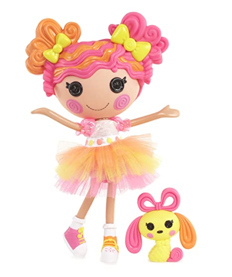 amazon com lalaloopsy doll sweetie candy ribbon toys games