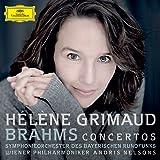 Brahms Concertos (Piano Ctos Nos. 1 & 2) [2 CD]