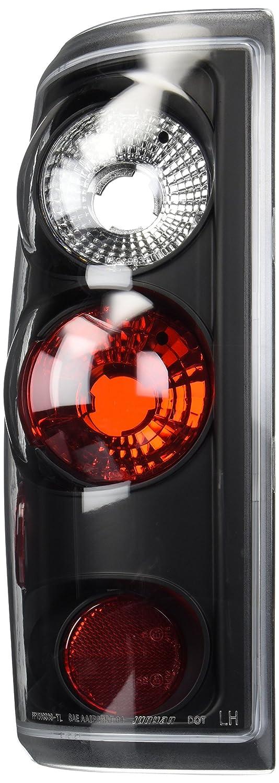 Spec-D Tuning LT-F15004JM-TM Ford F150 Black Altezza Tail Lights Brake Lamps
