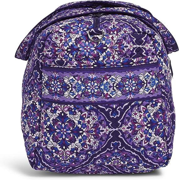 Vera Bradley Women's Signature Cotton Large Travel Duffel Bag