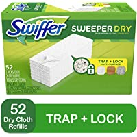 Deals on 156-Count Swiffer Sweeper Dry Mop Refills For Floor Mopping