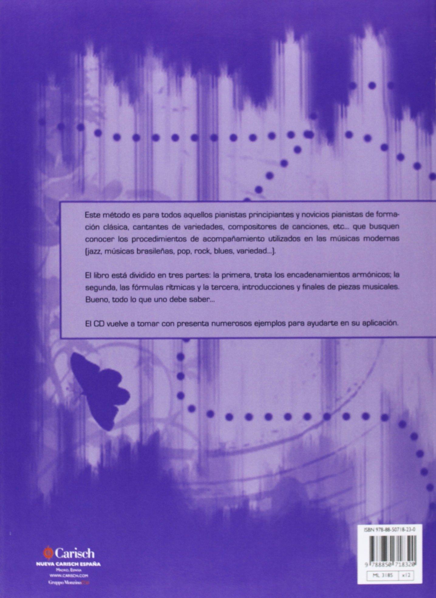 FIGALO I. - Acompañamiento en el Teclado (Inc.CD): FIGALO I.: 9788850718320: Amazon.com: Books