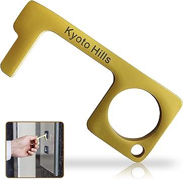 KYOTO HILLS - Llave de contacto sin contacto para abrir la puerta, sin contacto: Amazon.es: Bricolaje y herramientas
