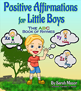 Positive Affirmations for Little Girls: The ABC Book of Rhymes ...
