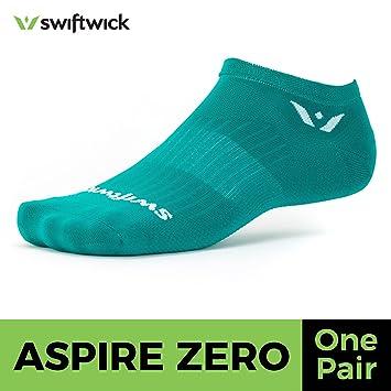 4V3K Swiftwick Aspire Twelve Sock Black Most Current Fashion & 55% Discount