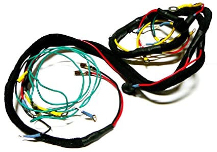 [SCHEMATICS_4HG]  Amazon.com: Compatible with Ford Wiring Harness, FDN14401B S.67706  FDN14401B: Industrial & Scientific | Ford Wiring Harness Parts |  | Amazon.com