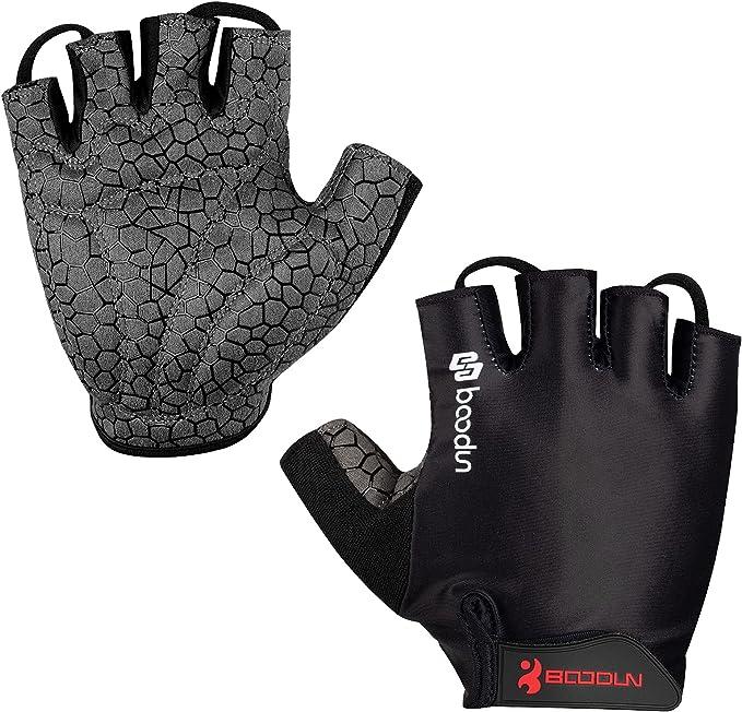 Fahrradhandschuhe Sport Fingerlose Sommer Handschuhe Herren Damen Mountainbike