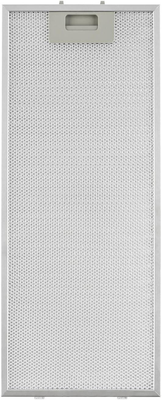 Klarstein Repuesto de filtro de grasa de aluminio 21 x 50 cm (adecuado para campanas extractoras Klarstein)