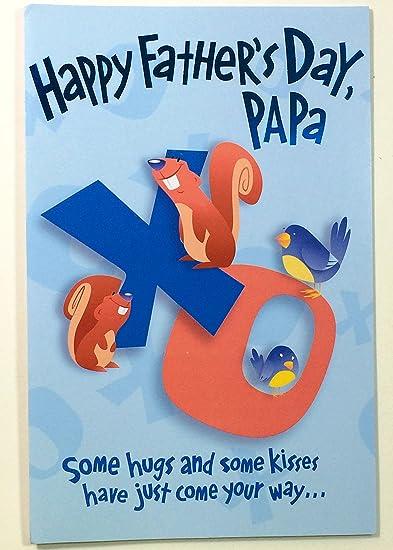 Amazon fathers day card papa from kidshappy fathers day fathers day card papa from kidshappy fathers day papa m4hsunfo