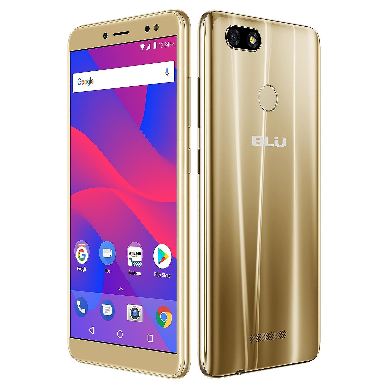 "Amazon BLU Vivo XL3 5 5"" HD 18 9 Display Smartphone with"
