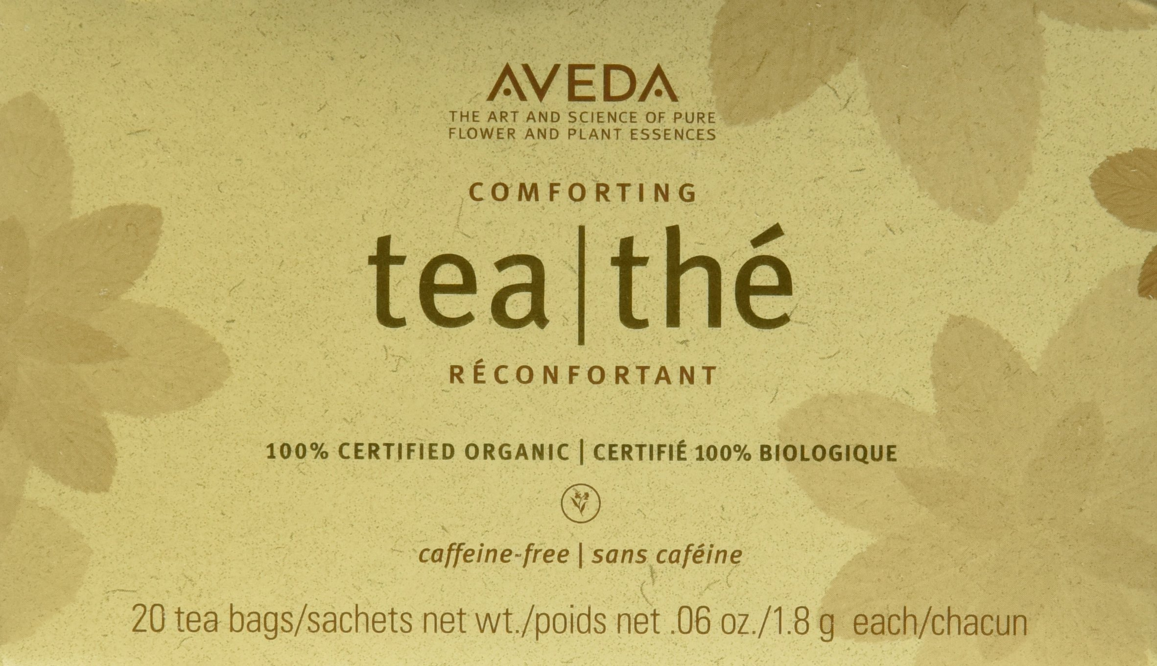 Aveda Comforting Tea Bags, 20 Count by Aveda