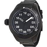 Vestal Men's ZR4001 ZR-4 Diver Chrono Oversized Silicone Watch