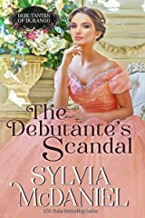 The Debutante's Scandal: Western Historical Romance Kindle Edition