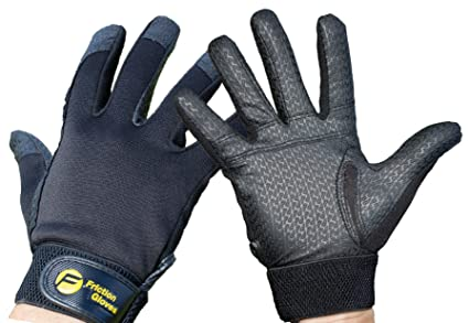 Friction Gloves Friction Ultimate Frisbee Gloves - #1 Worlds Ultimate Glove. Improve Throws & Catches