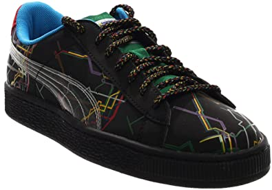 promo code 2fe90 615f6 PUMA Mens Dee & Ricky Basket Athletic & Sneakers
