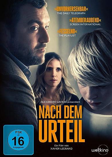 Cover: Thriller Nach dem Urteil  (DVD, circa 90 min)